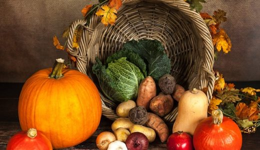 Pumpkin, meat-free thanksgiving
